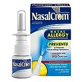 NasalCrom Nasal Spray Allergy Symptom Controller | 200 Sprays | .88 FL OZ