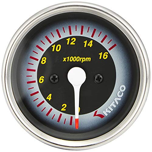 キタコ(KITACO) タコメーター(60φ/機械式) 汎用 752-0801100