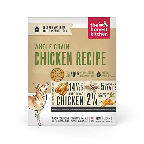 The Honest Kitchen Human Grade Dehydrated Whole...