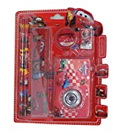 Pencil Box is Easily Goes Into Any School Bag A Perfect Birthday Return Gift. Great Gift for Holidays, Birthdays or Just Because! Stationery Items for Kids Color And Design Will be send as a per stock availability