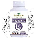 Melatonina para conciliar el sueño | Beneficioso para dormir mejor por más tiempo y relajarse |...