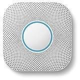 Google Nest Protect 2nd Generation Smoke + Carbon Monoxide Alarm (Battery)