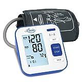 Tensiomètre Bras Electronique - Tensiomètre Intelligent Professionnel, Détection de Pulsations Cardiaques Irrégulières, Grand écran LCD, mode double utilisateur, 240 mémoires, Certifié CE/FDA