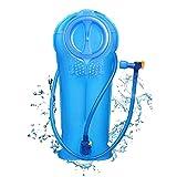 Unigear Bolsa De Agua para Mochila Hidratación Depósito De Dgua Portátil Apertura Grande Bolsa Hidratación para Ciclismo Senderismo Excursionismo Camping
