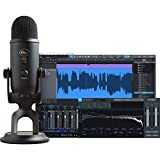 Blue Microphones Yeti Studio Blackout All-In-One Professional Recording System