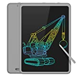 TECBOSS LCD Writing Tablet Colorful Large Screen, Electronic Digital Drawing Board Doodle Pad for...