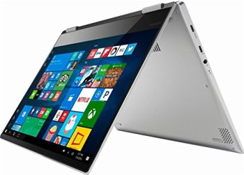 "Lenovo Yoga 720 2-in-1 13.3"" FHD IPS Touch-Screen Ultrabook, Intel Core i5-7200U, 8GB DDR4 RAM, 256GB SSD, 802.11ac, Bluetooth, Fingerprint Reader, Backlit Keyboard, Thunderbolt, Windows Ink-Windows10"