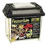 Exoterra Faunarium Mini pour Reptiles et Amphibiens, 18 x 12 x...