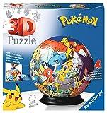 Ravensburger - Puzzle 3D Ball 72 p - Pokémon - 11785