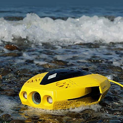 Mini droni Drone Sottomarino Sottomarino in Miniatura Drone subacqueo con videocamera 4K profondit...