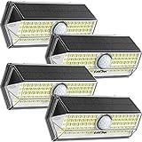 Lampe Solaire Extérieur【2020 Mise à niveau 4 modes】LITOM 100 LED...