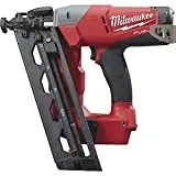 Milwaukee Electric Tool 2742-20 M18, Fuel, 16 Gauge, Angle LED Finish Nailer