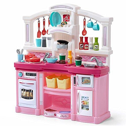 Fun with Friends Kids Pink Kitchen