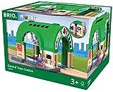 Brio World - 33649 - Gare Centrale Sonore - Accessoire pour circuit de train en...