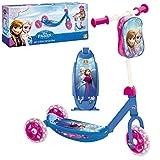 Mondo Toys-My First Scooter FROZEN II-Monopattino Baby bambina-3 ruote-borsetta porta oggetti inclusa-28222, Multicolore, S, 28222