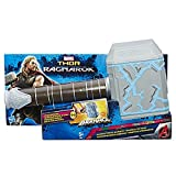 Marvel Avengers- Avengers Martillo atronador de Thor, Multicolor, 34 x 18 cm (Hasbro B9975EU4)