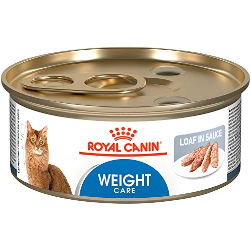 Royal-Canin-Feline-Care-Nutrition-Ultra-Light-Loaf-In-Sauce-Canned-Cat-Food-58-oz-Can-Case-of-24