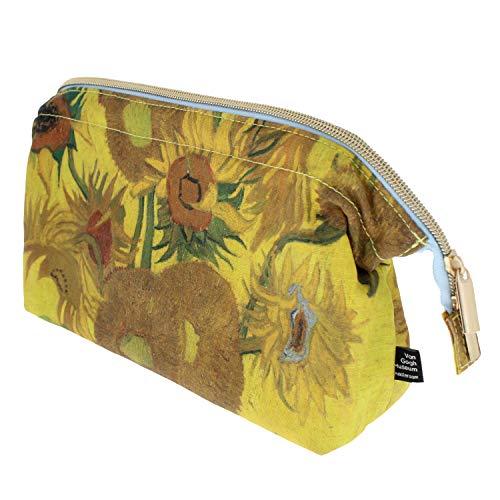 Van Gogh - Borsa per il trucco, idea regalo per le donne | astuccio per matite | borsa da viaggio