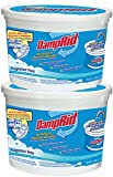DAMPRID FG50T HI-Capacity Moisture Absorber, 2-Pack, 4-Pound, 2 Piece