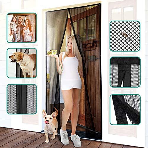 Homitt Magnetic Screen Door with Heavy...
