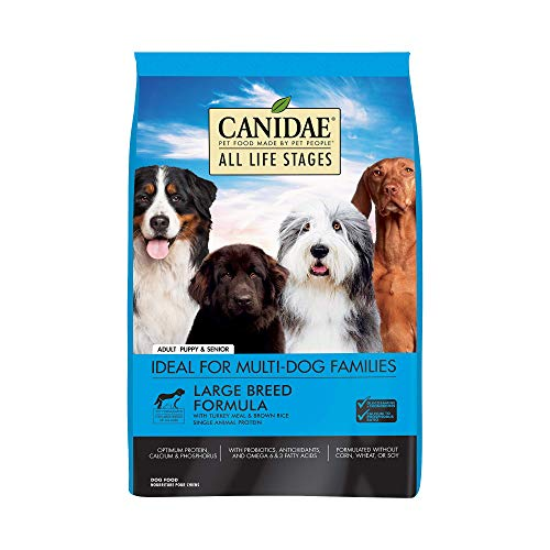 Canidae All Life Stages Large Breed Dry Dog Food,...