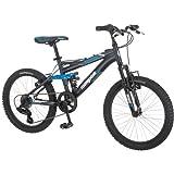 20' Mongoose Ledge 2.1 Boys' Mountain Bike