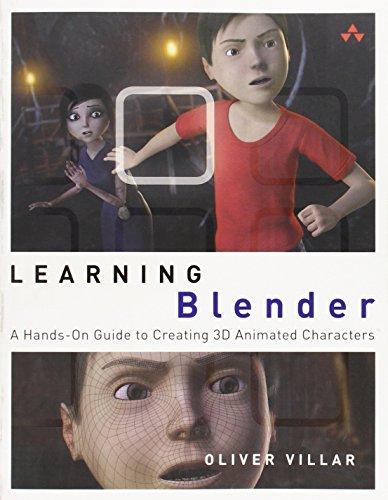 Learning Blender: una guía práctica para crear personajes animados en 3D
