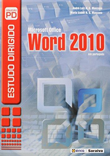 Estudo Dirigido de Microsoft Office Word 2010