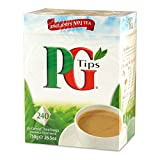 Most popular brand of tea in the UK Features pyramid shaped tea bags Blended and packed in the UK,