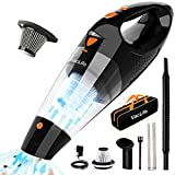 Vaclife Handheld Vacuum, Hand Vacuum Cordless with High Power, Mini Vacuum Cleaner Handheld Powered...