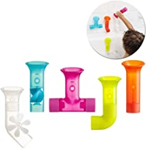 Boon Building Bath Pipes Toy, Set of 5