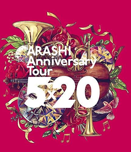 ARASHI Anniversary Tour 5×20 Blu-ray