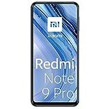 Xiaomi Redmi Note 9 Pro - Smartphone con pantalla FHD+ 6.67' DotDisplay (6 GB+128 GB, cámara cuádruple 64 MP con IA, SnapdragonTM 720G, batería 5020 mAh) Gris [Version Española]