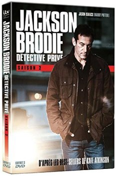 Jackson Brodie, détective privé-Saison 2 [DVD]