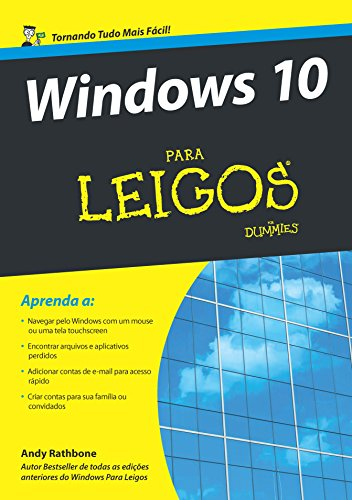 Windows 10 para leigos