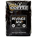 Fresh Roasted Coffee LLC, Blackbeard's Revenge Coffee, Artisan Blend, Medium Roast, Bold Body, Whole Bean, 5 Pound Bag