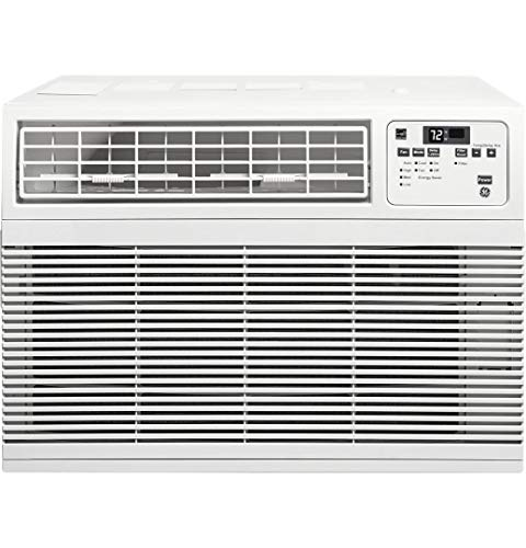 GE AHM10AY 21' Energy Star Qualified Window Air Conditioner with 10000 BTU Cooling Capacity in White