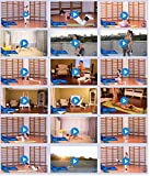 Best Weight Loss Workout Videos for Women - Morning Fat Melter Bundle - 18 Exercise Videos and 9 Nutritional Videos on 1 Workout DVD