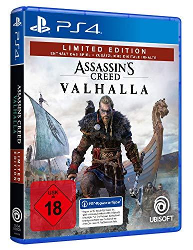Assassin's Creed Valhalla - Limited Edition (exklusiv bei Amazon, kostenloses Upgrade auf PS5) | Uncut