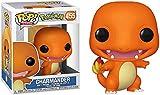 Funko Pop! 37603 Pokémon Charmander #455 – Officiellement Licensed