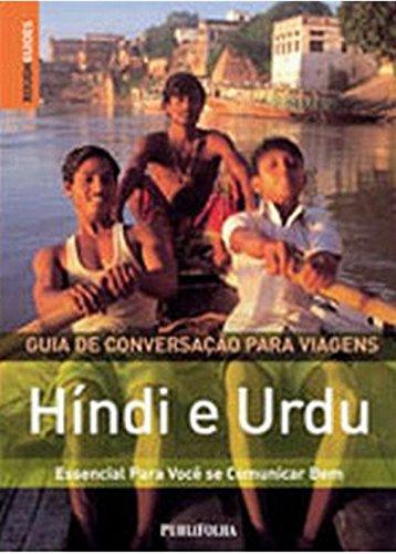 Híndi e Urdu. Guia de Conversação Rough Guides