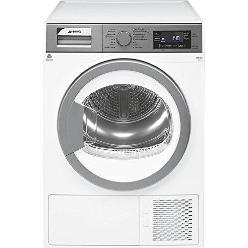 Smeg DHT73LIT Libera installazione Carica frontale 7kg A+++ Bianco asciugatrice