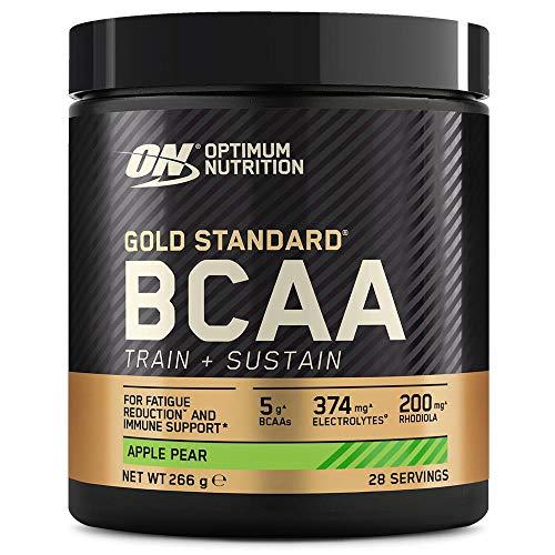 Optimum Nutrition Gold Standard BCAA Polvo, Suplementos Deportivos con...