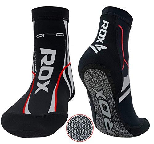 RDX Elastico per Caviglie Fitness Boxe Supporto Sport MMA Cavigliera Tutore Fascia Calze