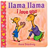 Llama Llama I Love You (Board book)