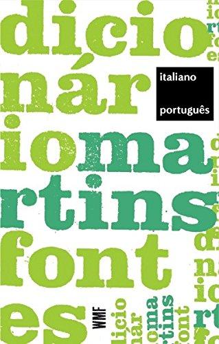 Dicionário Martins Fontes Italiano-Português