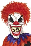 Smiffys Scary Clown Mask