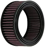 Kuryakyn 9493 Motorcycle Hypercharger Air Cleaner/Filter Component: Replacement K&N Filter Element for Pro-R and Pro Series, Pack of 1