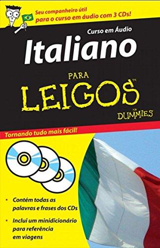 Italiano Para Leigos. Curso em Áudio
