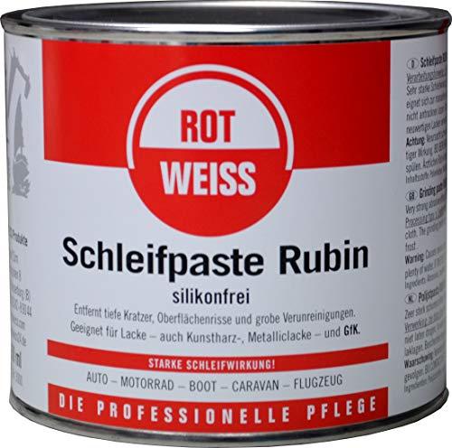 otweiss Schleifpaste Rubin